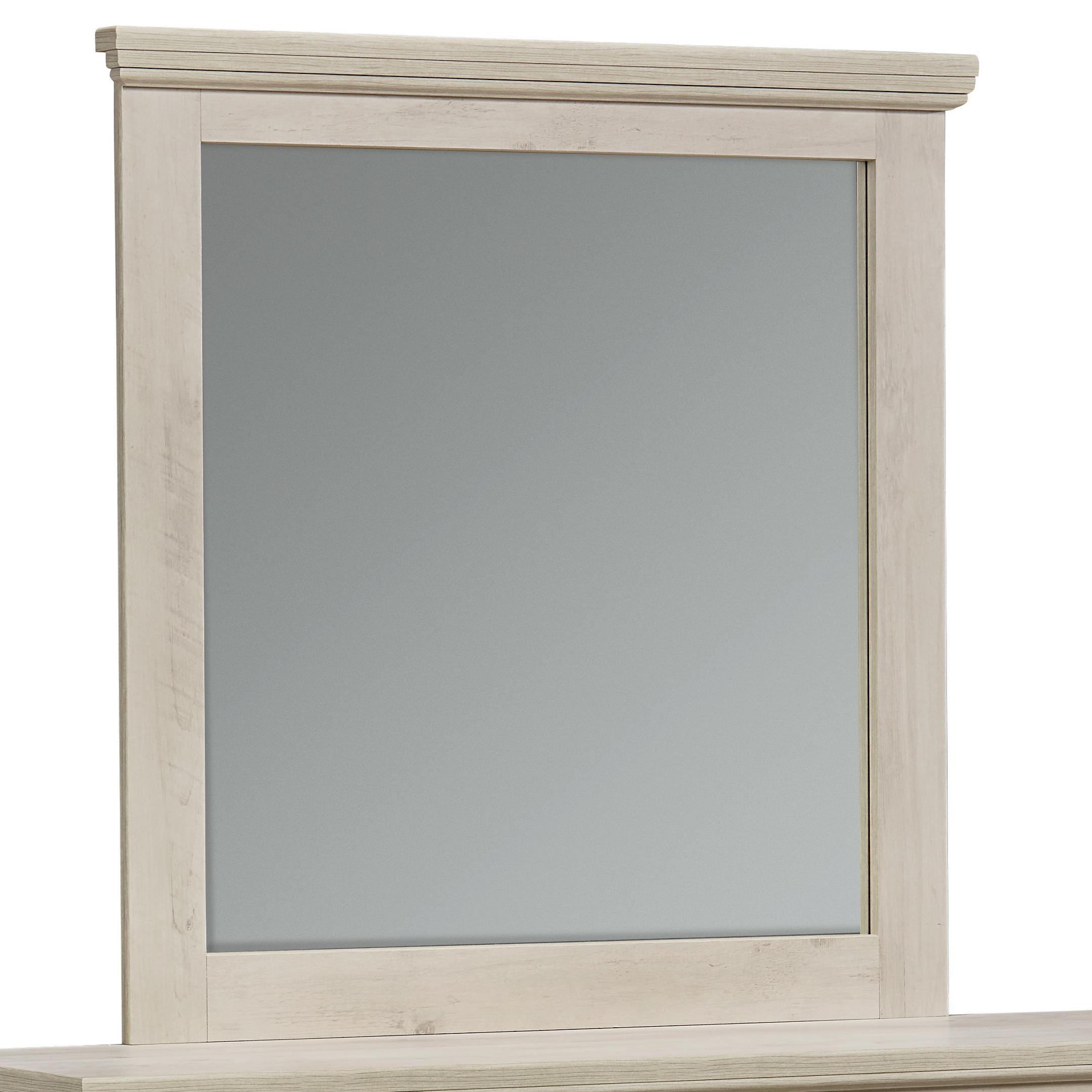Standard Furniture Outland Lite Mirror - Item Number: 62958
