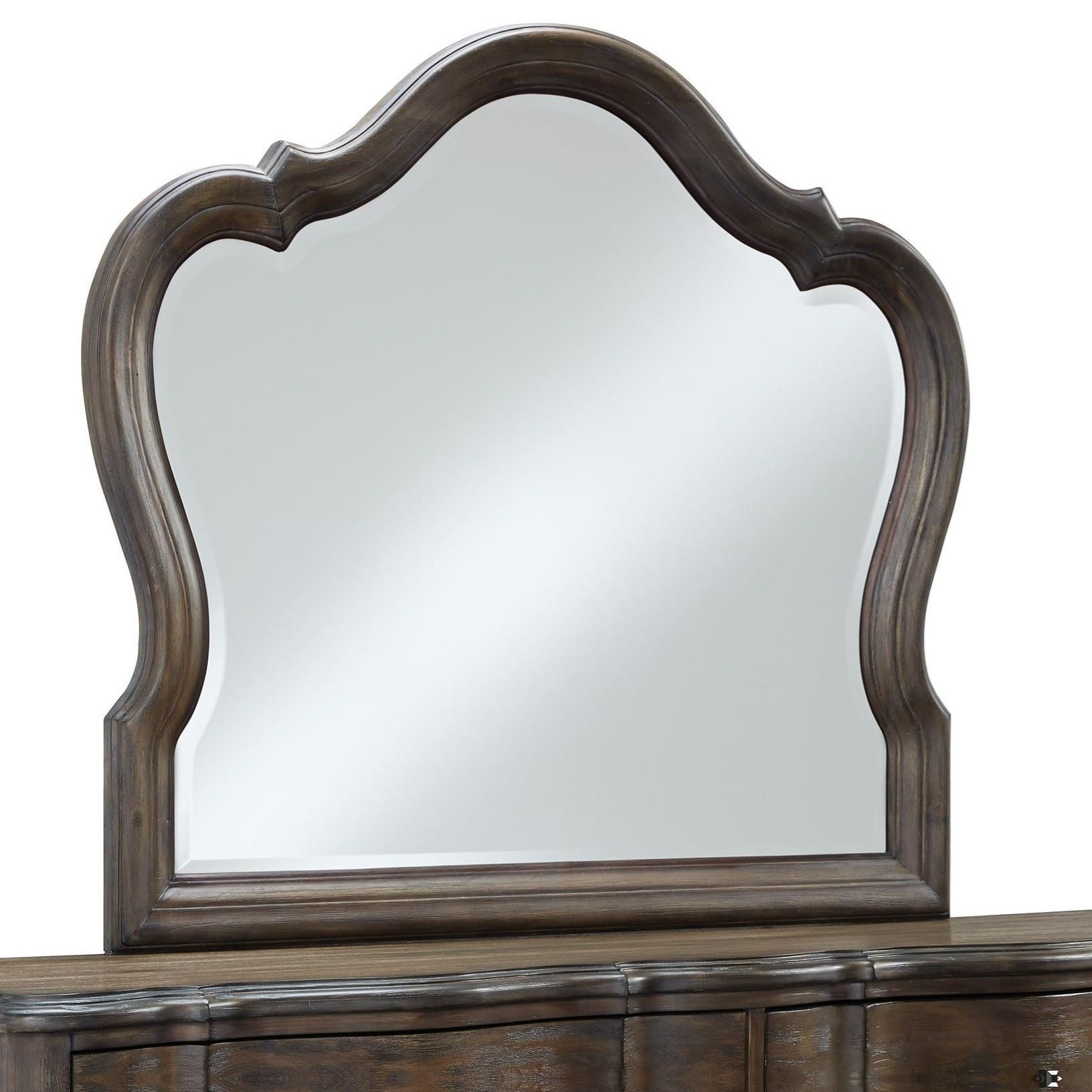 Standard Furniture Parliament Mirror - Item Number: 92358