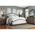 Standard Furniture Parliament Dresser with Serpentine Front