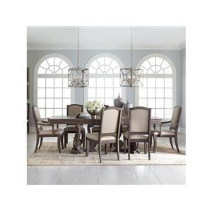 Standard Furniture Parliament French Country Table and Chair Set