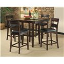Standard Furniture Pendelton 5-Piece Pub Table & Barstool Set