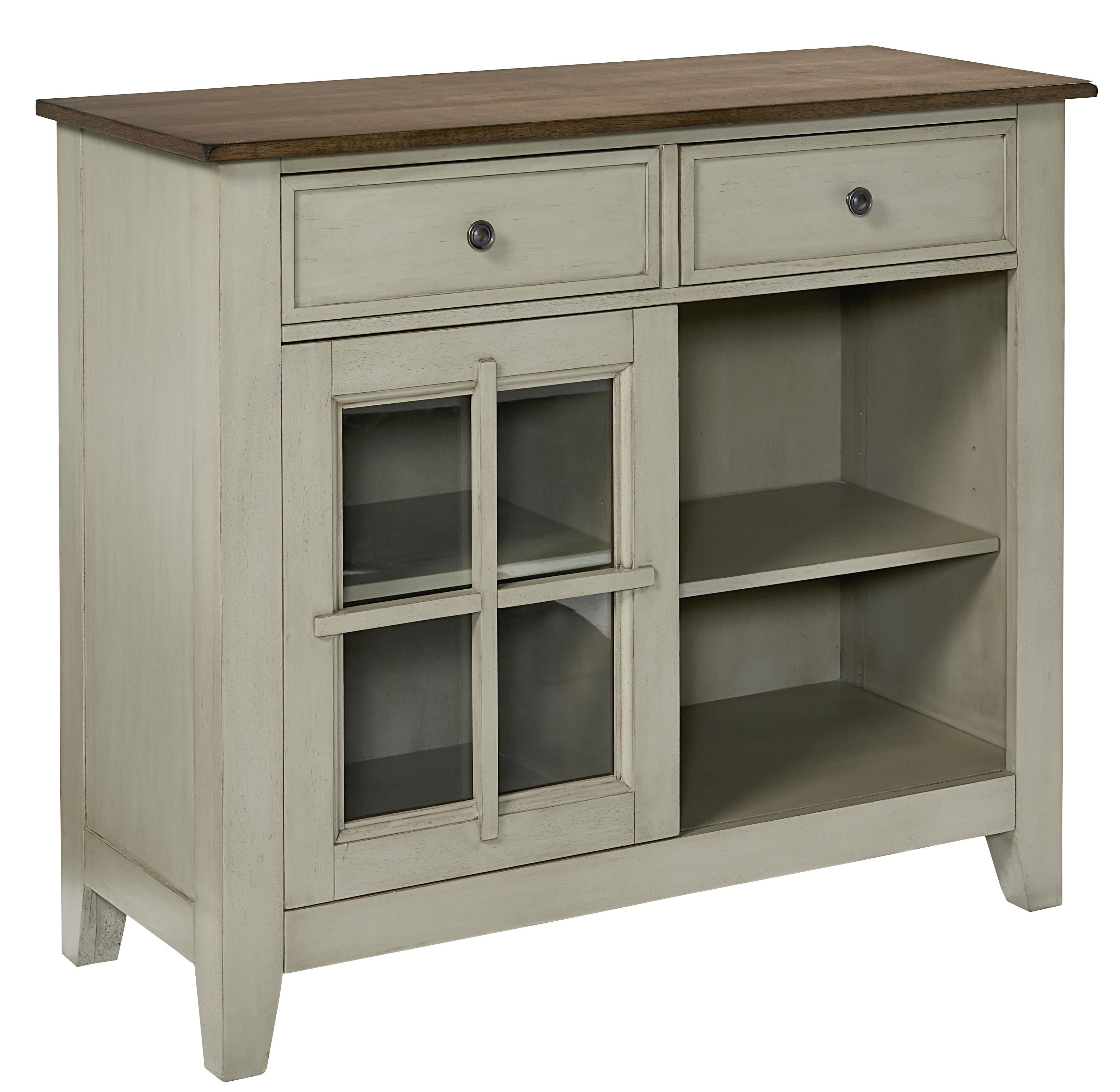 Standard Furniture Pendleton Sage Sideboard     - Item Number: 15628