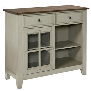Vendor 855 Pendwood Sage Sideboard