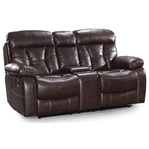 Standard Furniture Peoria Reclining Loveseat