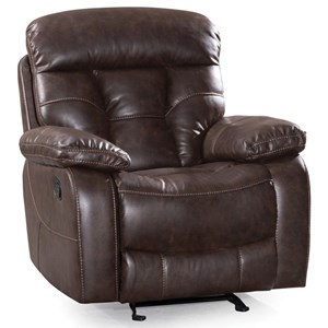 Standard Furniture Peoria Glider Recliner
