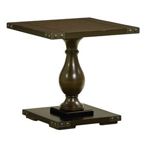 Standard Furniture Pierwood End Table