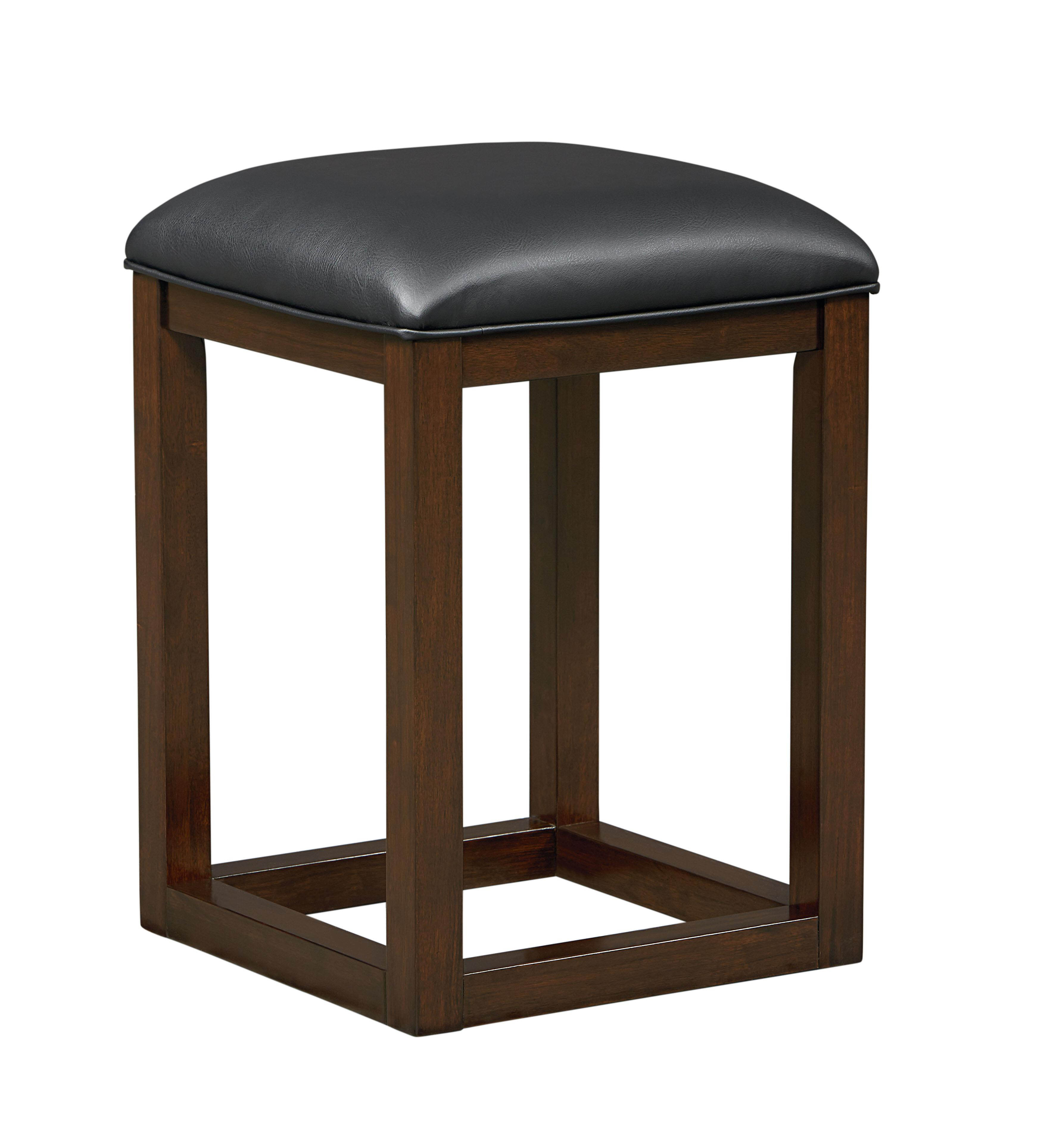 Standard furniture porter 15154 counter height upholstered bar stool dunk bright furniture - Standard counter height stool ...