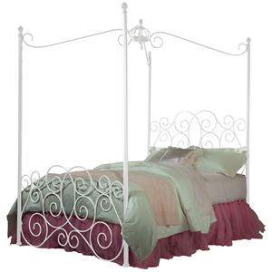 Standard Furniture Princess Canopy Beds Full Metal Canopy Bed