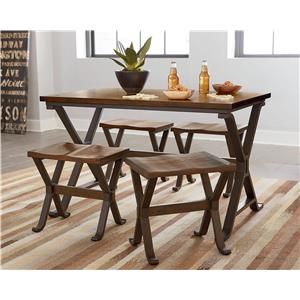 Standard Furniture Reynolds Casual Dining Set