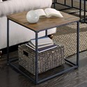 Standard Furniture Ridgewood Occasional End Table - Item Number: 20012
