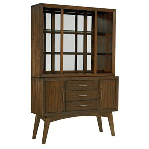 Standard Furniture Roxbury Buffet & Hutch