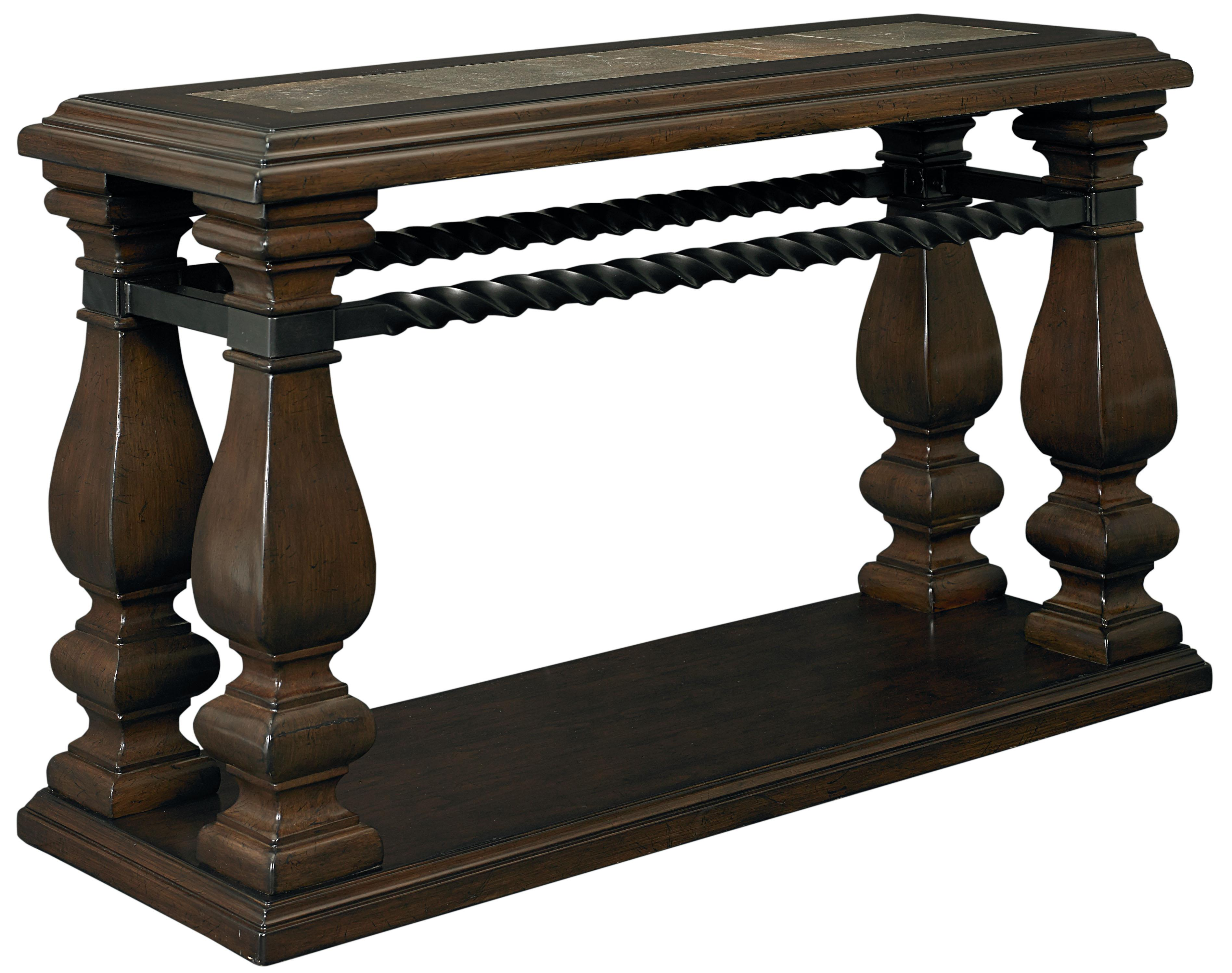 Standard Furniture San Moreno Console Table - Item Number: 28336
