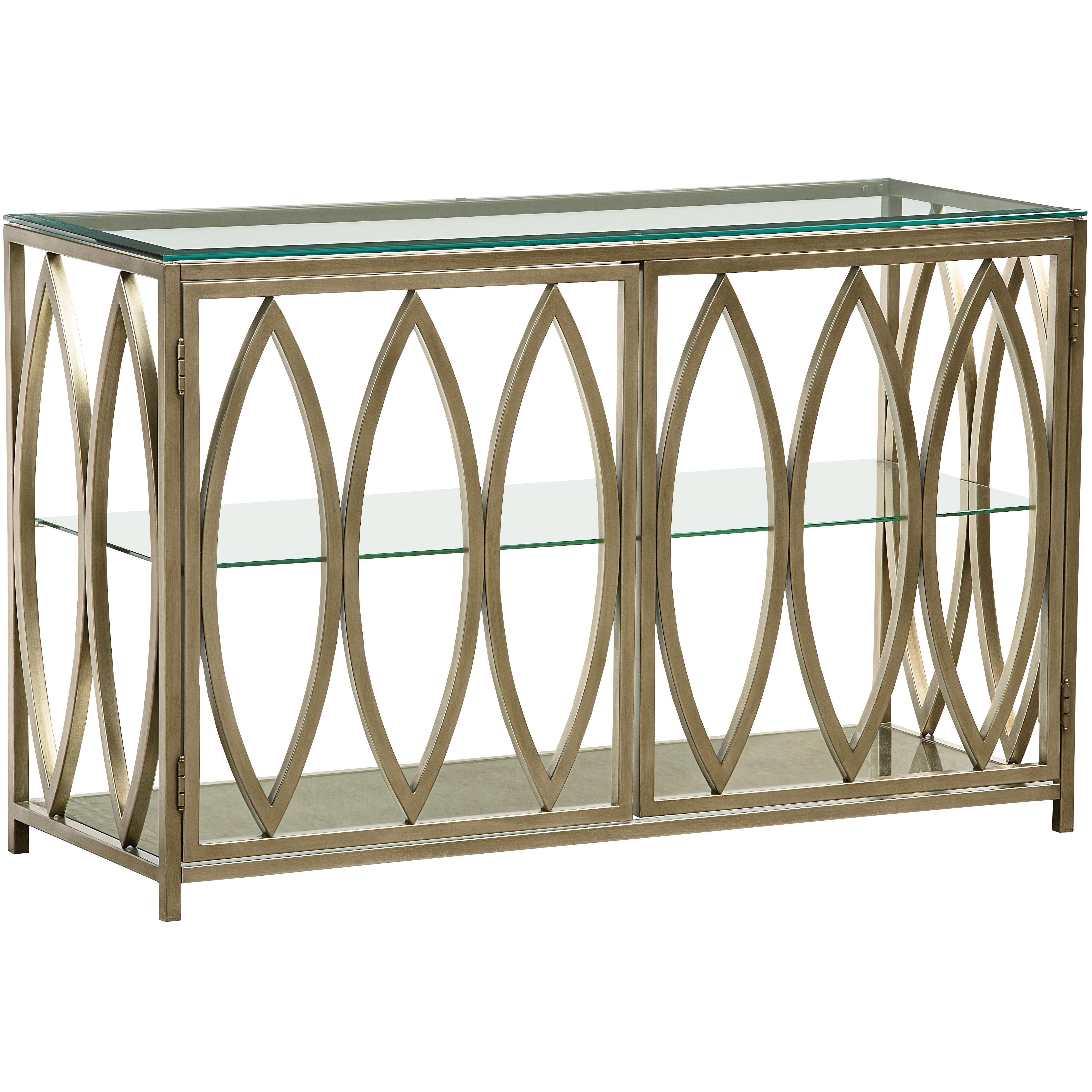 Standard Furniture Santa Barbara Sofa Table Item Number 27916