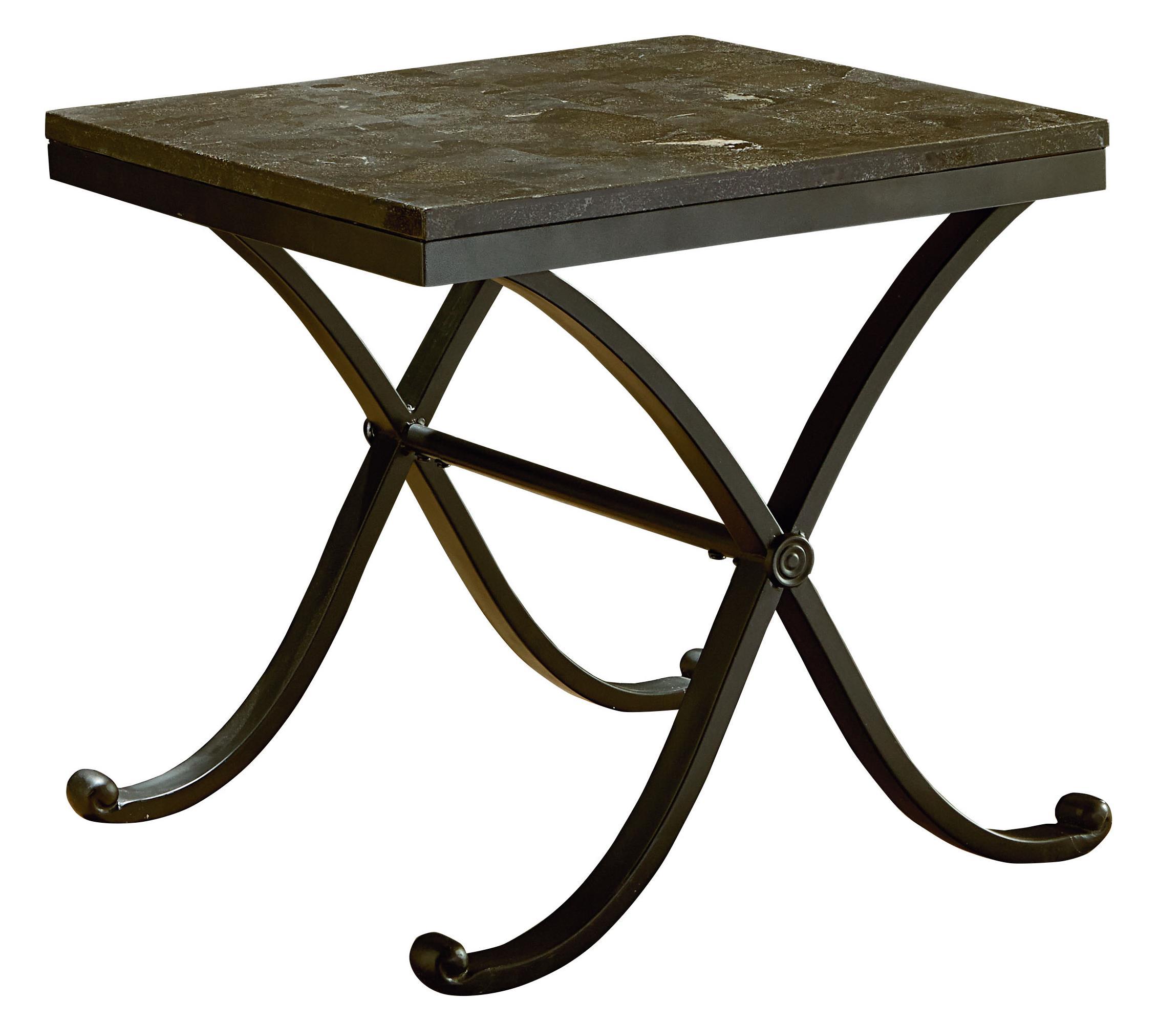 Standard Furniture Santiago End Table - Item Number: 28722