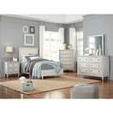 Standard Furniture Sarah Queen Panel Bedroom Group - Item Number: 86050 Q Bedroom Group 2