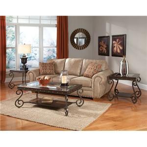 Standard Furniture Saratoga Saratoga 3 pk table