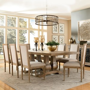 Standard Furniture Savannah Court Table and Chair Set