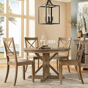 Standard Furniture Savannah Court Table and Chair Set