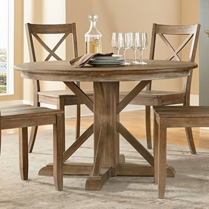 Standard Furniture Savannah Court Round Dining Table