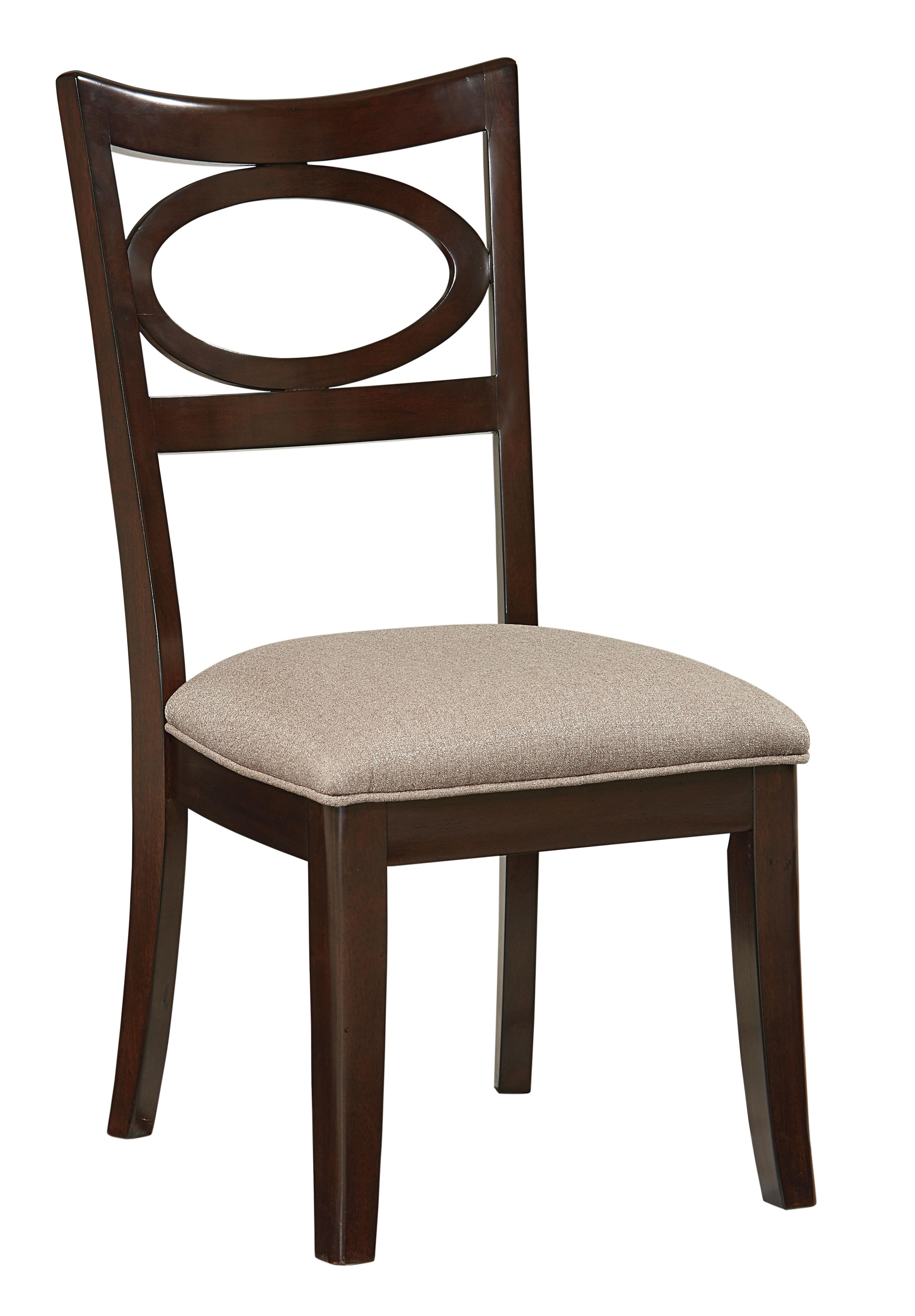 Standard Furniture Serenity Dining Side Chair - Item Number: 17144