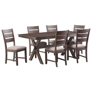 Standard Furniture Sherwood Table and Chair Set