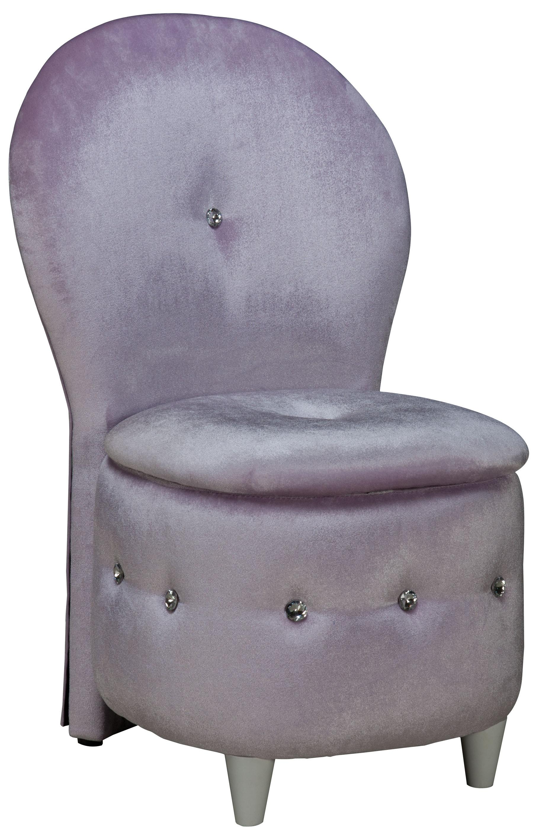 Picture of: Standard Furniture Sit N Store Lavendar Velvet Chair With Storage Cushion Jacksonville Furniture Mart Upholstered Chair