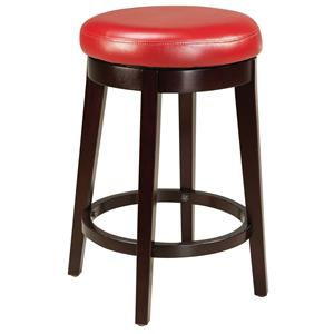 "Standard Furniture Smart Stools 24"" Round Stool"