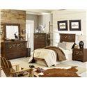 Standard Furniture Solitude Twin Bedroom Group - Item Number: 52950 T Bedroom Group 1