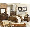 Standard Furniture Solitude Full Bedroom Group - Item Number: 52950 F Bedroom Group 2
