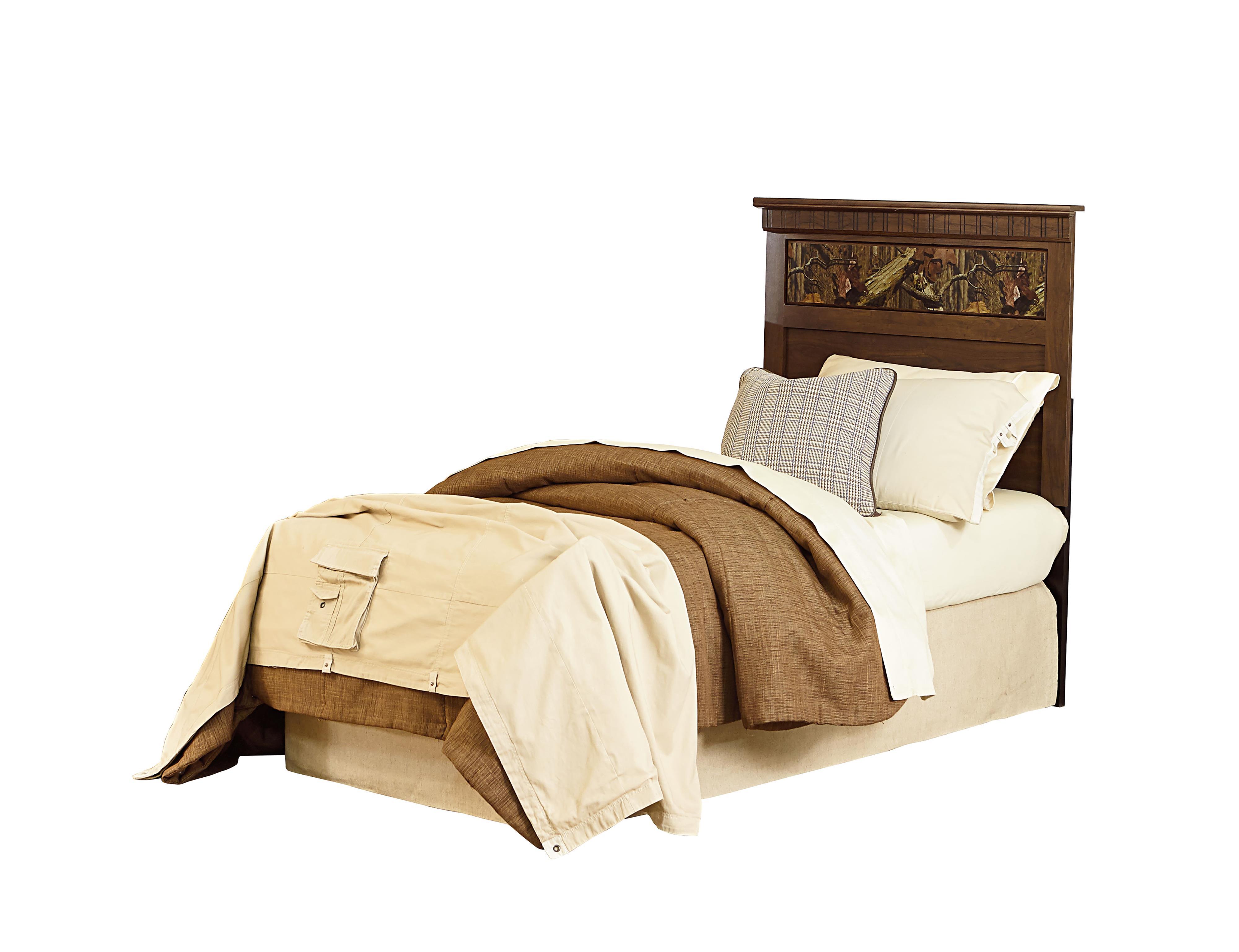 Standard Furniture Solitude Paneled Headboard                         - Item Number: 52953