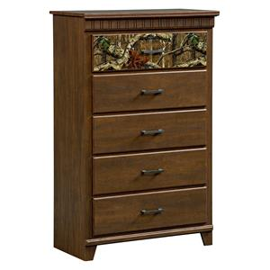 Standard Furniture Solitude Chest of Drawers