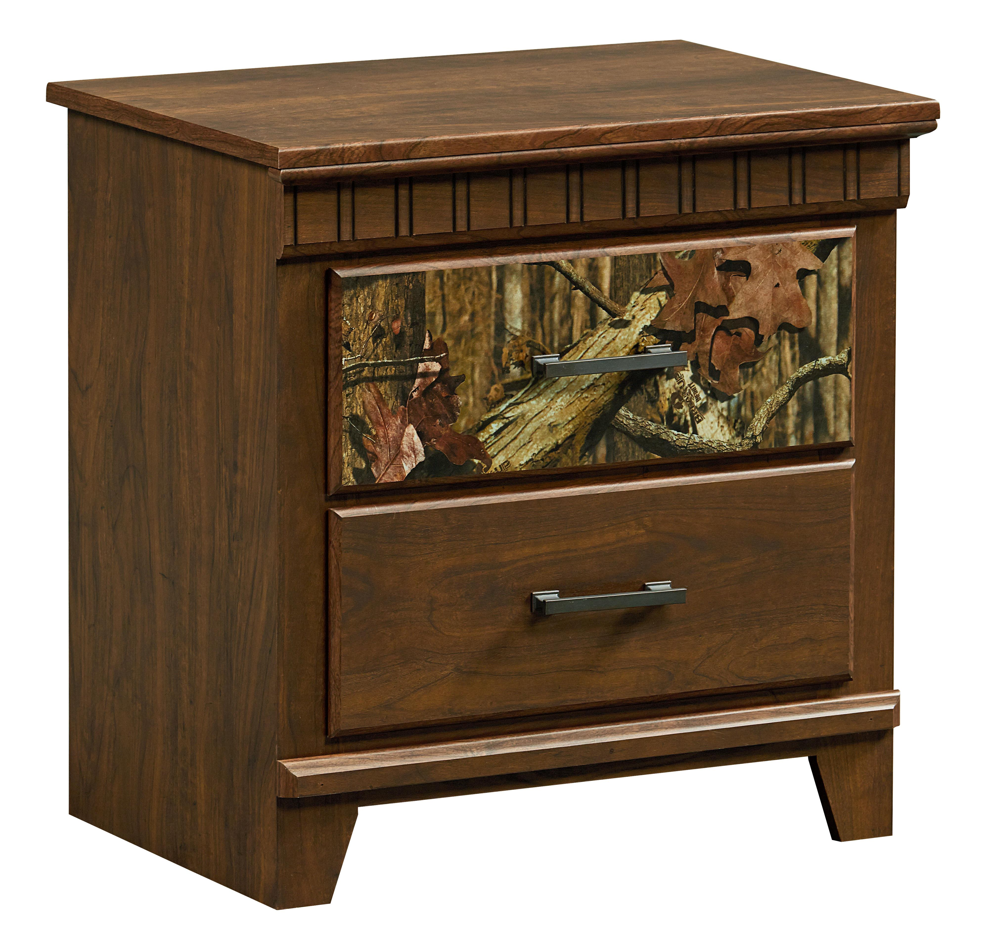 Standard Furniture Solitude Nightstand                              - Item Number: 52957
