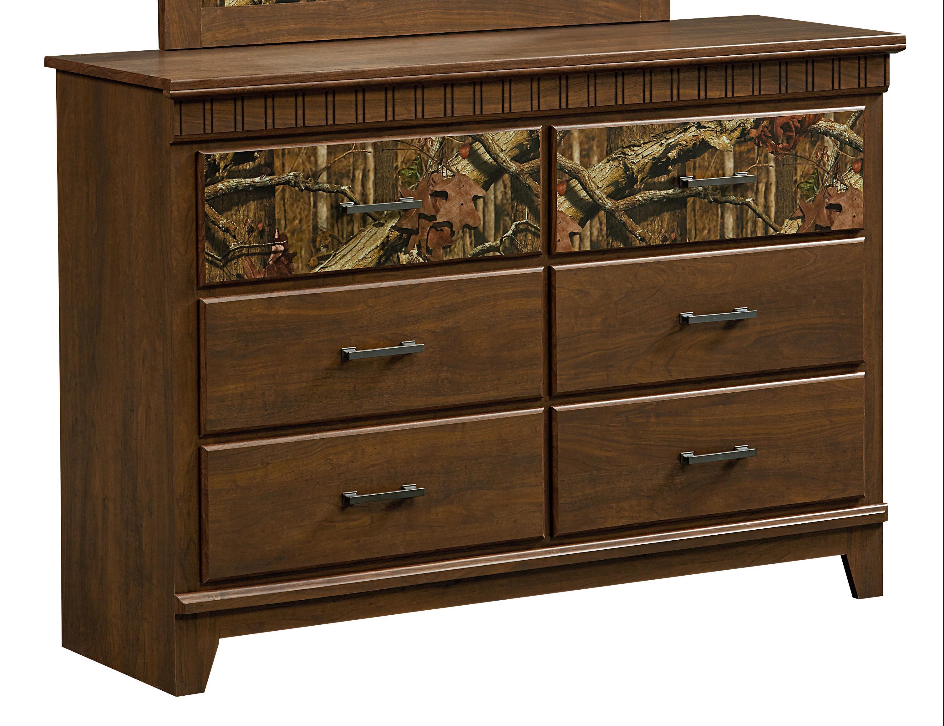 Standard Furniture Solitude Dresser                        - Item Number: 52959