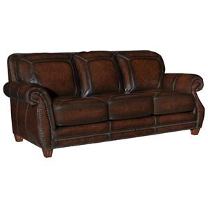 Standard Furniture Somoa Sofa, Leather