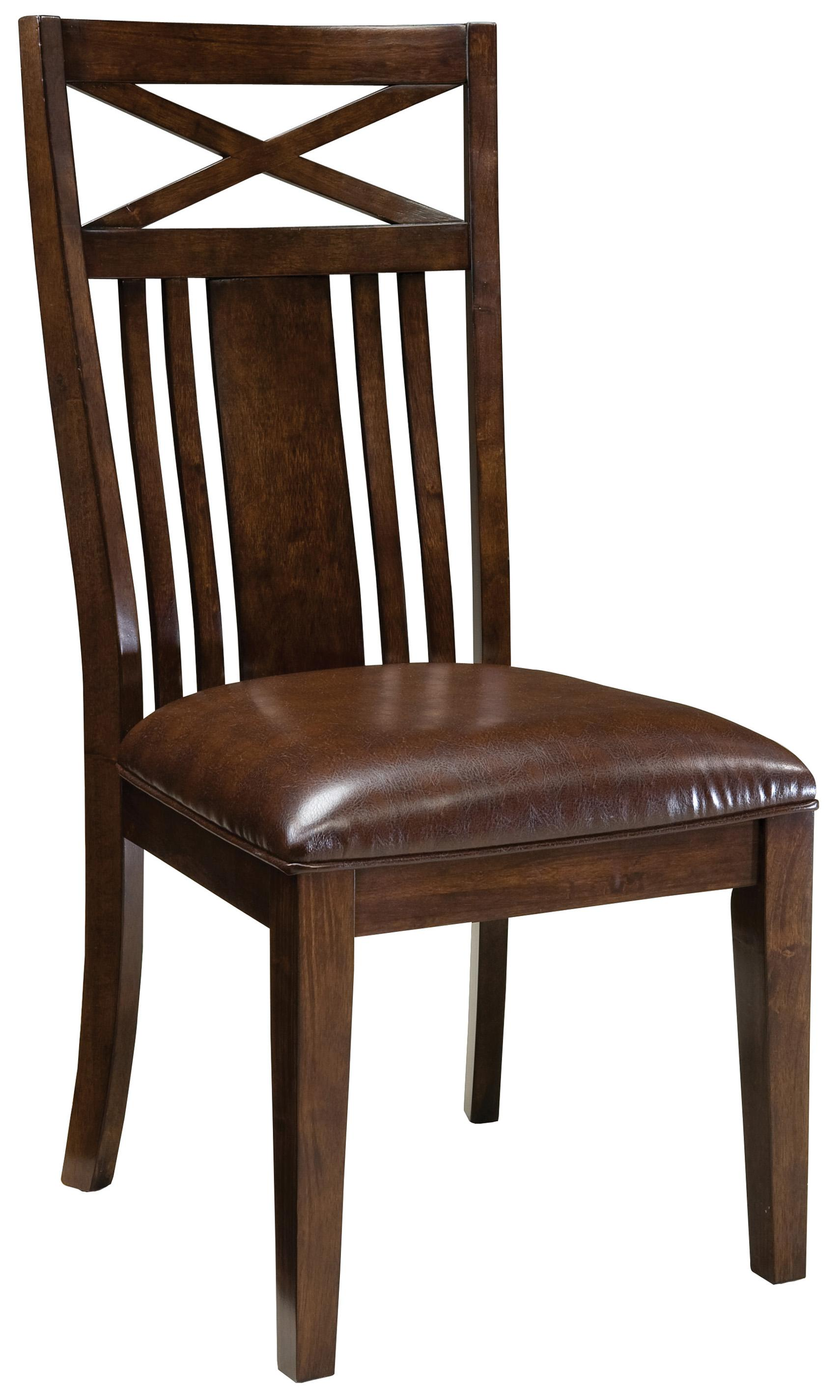 Standard Furniture Sonoma Side Chair - Item Number: 11904