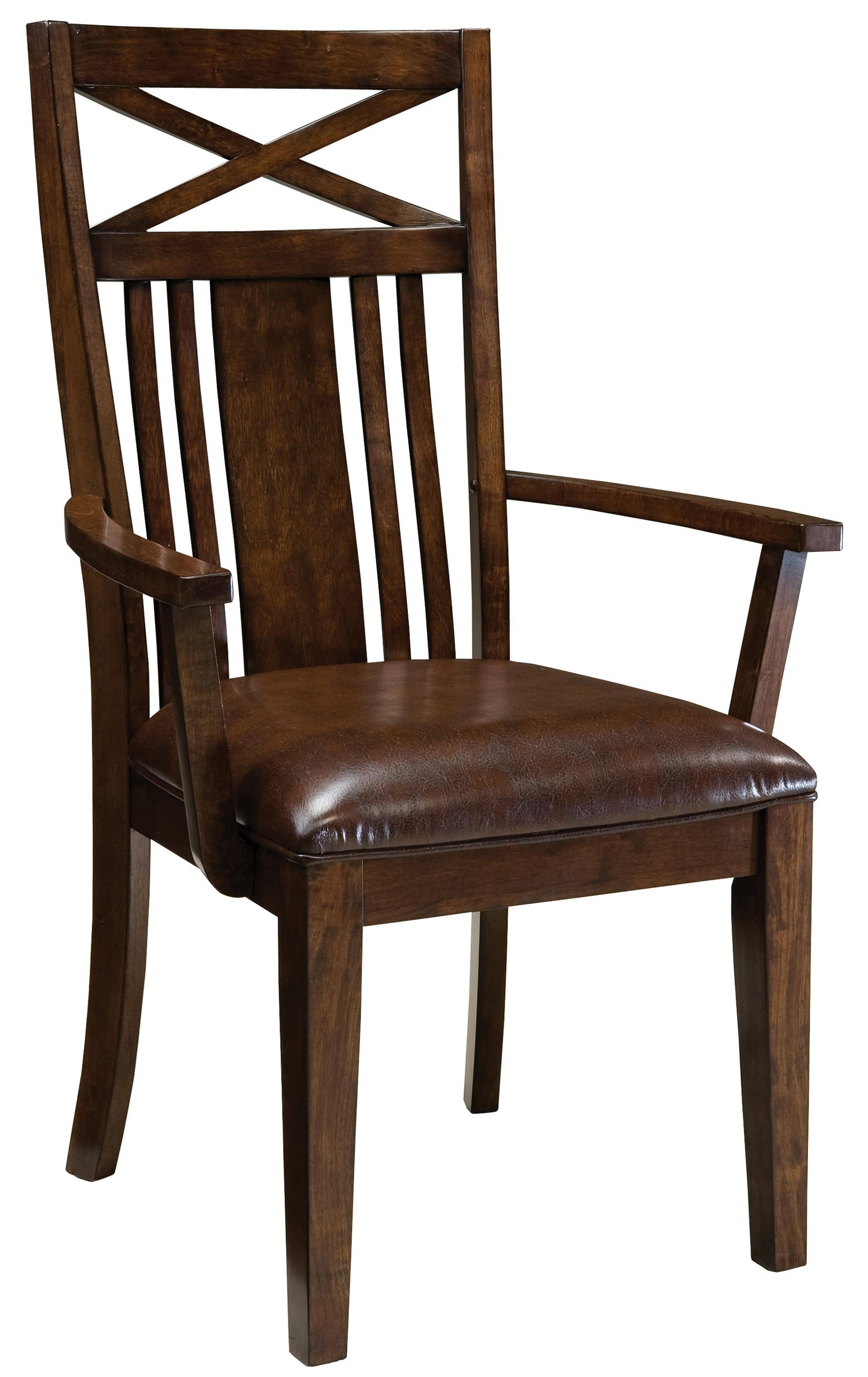 Standard Furniture Sonoma Arm Chair - Item Number: 11905