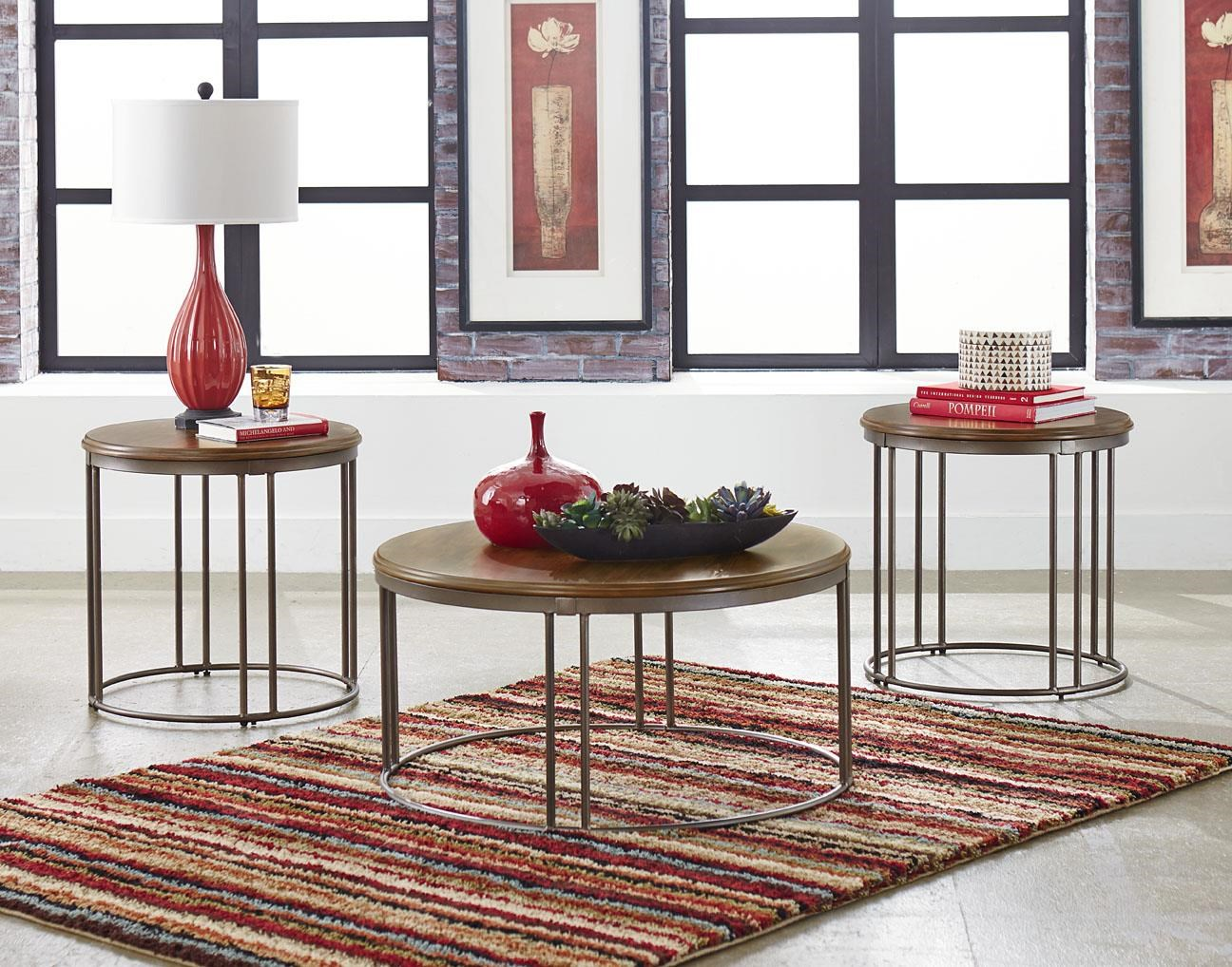 Oslo 3 Pack of Occasional Tables
