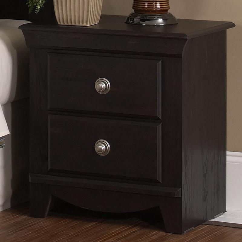 Standard Furniture Carlsbad Nightstand - Item Number: 50407