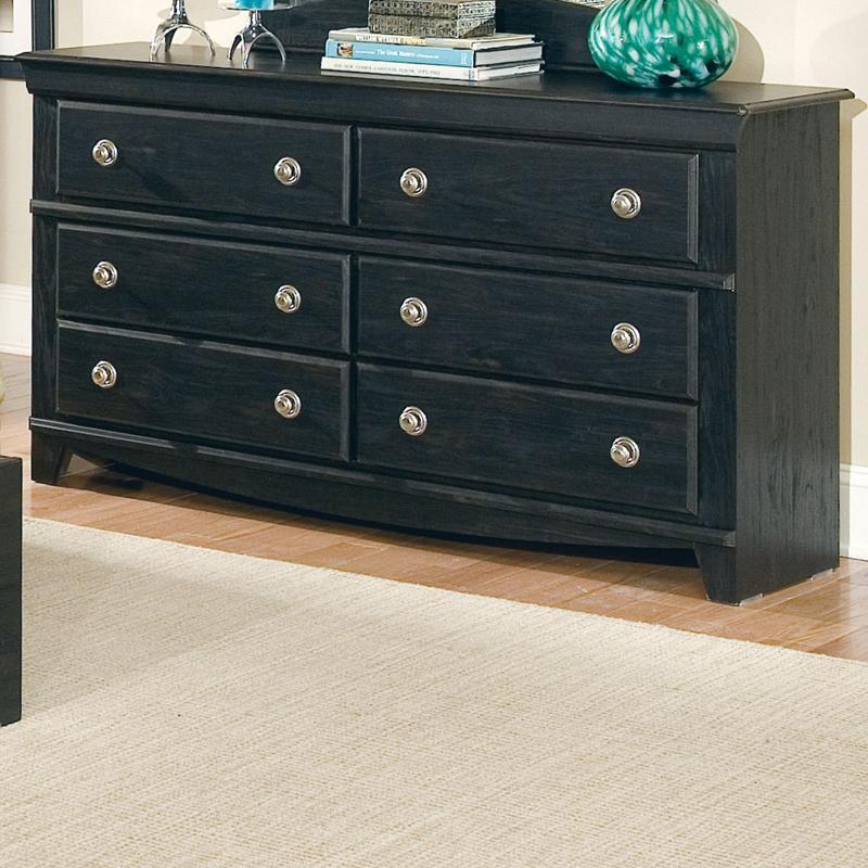 Standard Furniture Carlsbad 6 Drawer Dresser - Item Number: 50409