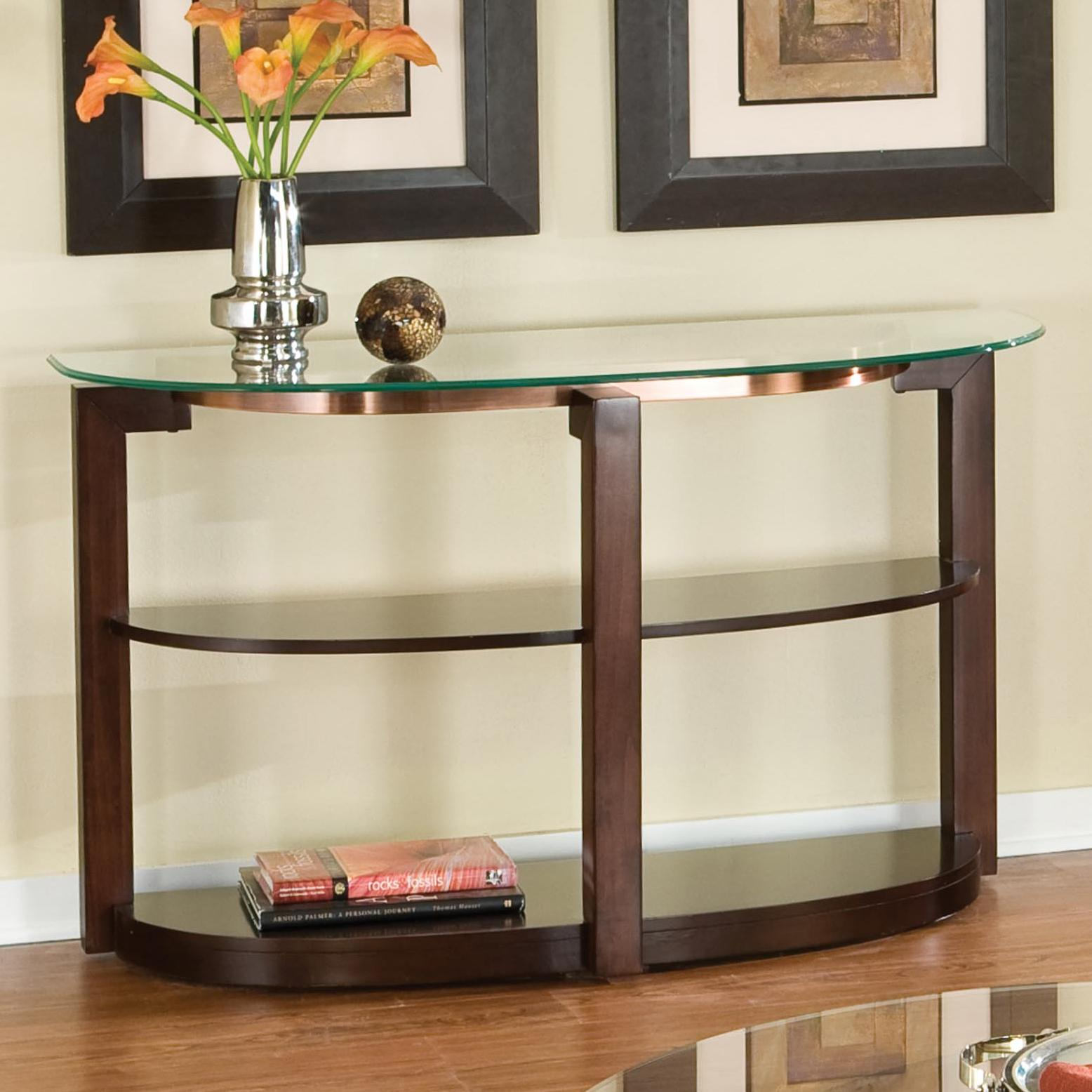 Beau Standard Furniture Coronado Sofa Table   Item Number: 24607