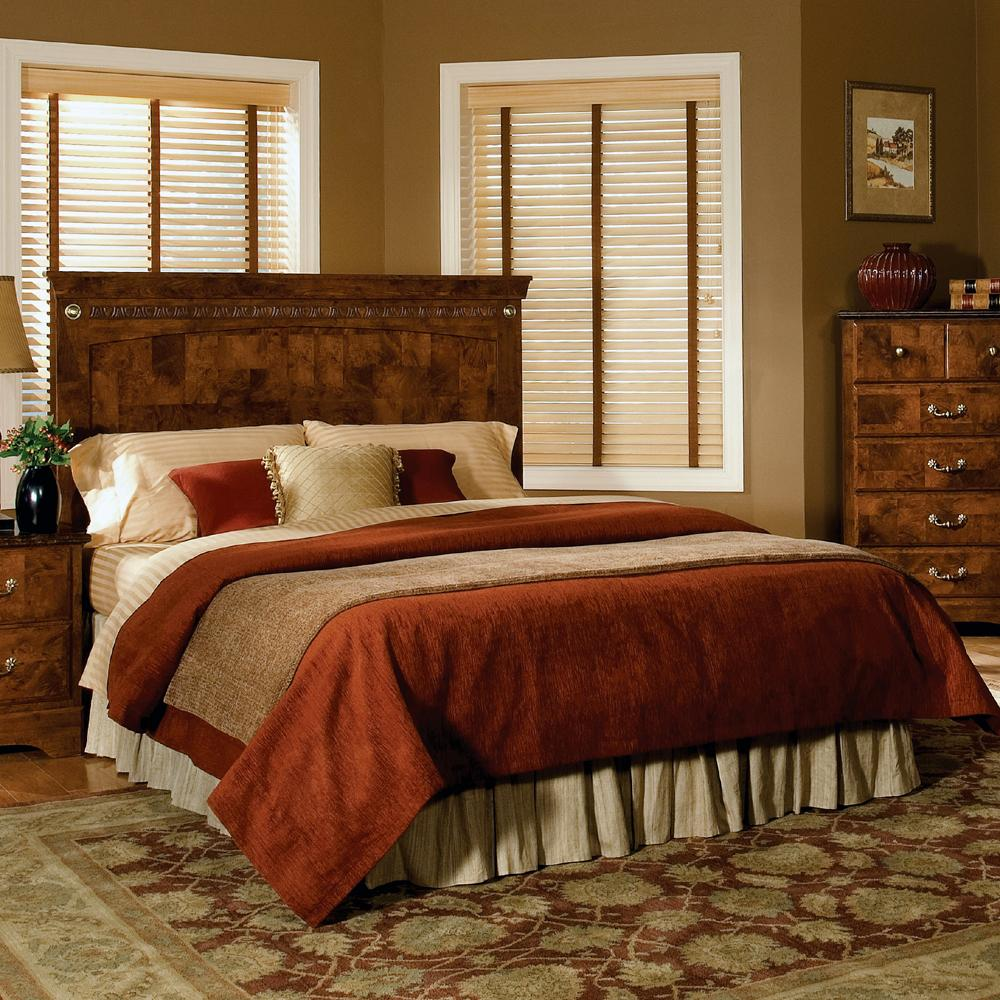 Standard Furniture San Miguel Full/Queen Panel Headboard - Item Number: 51101