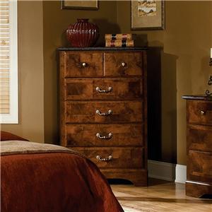 Standard Furniture San Miguel 5 Drawer Chest