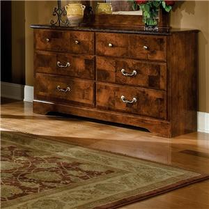 Standard Furniture San Miguel 6 Drawer Dresser