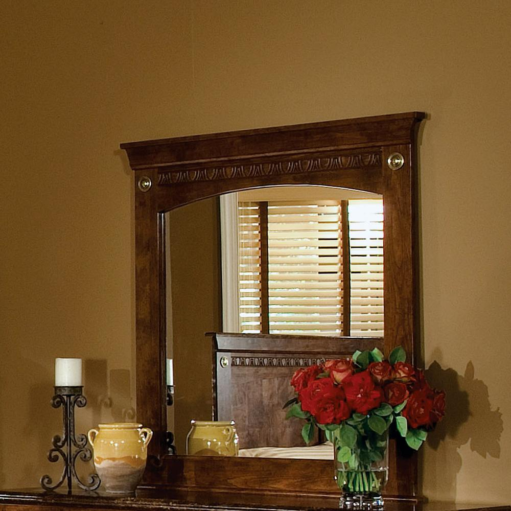 Standard Furniture San Miguel Panel Mirror - Item Number: 51118