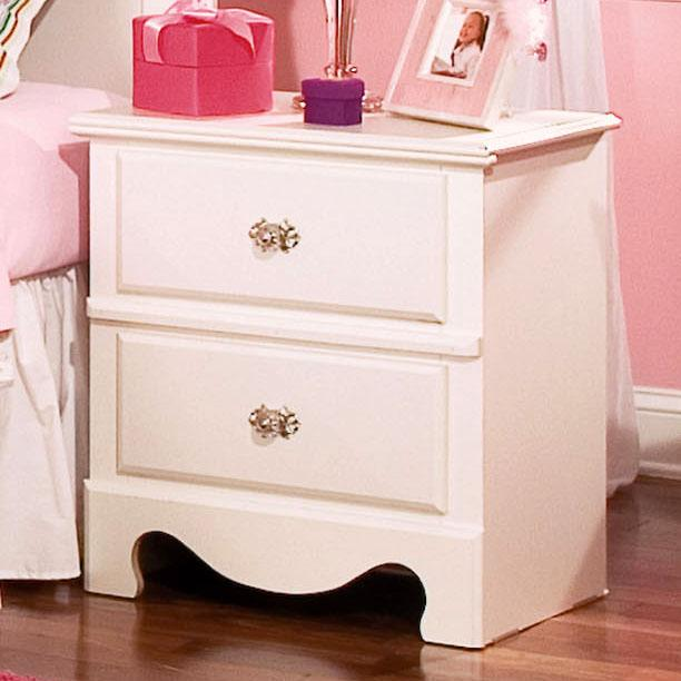 Standard Furniture Spring Rose Nightstand - Item Number: 50257