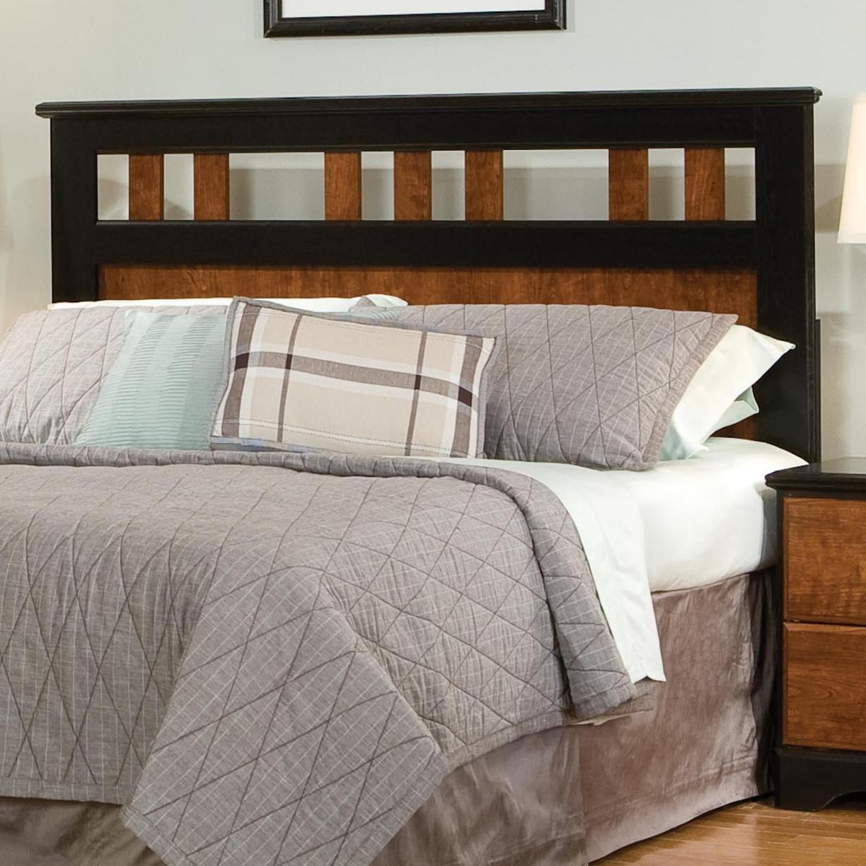 Standard Furniture Steelwood Twin Panel Headboard - Item Number: 61253
