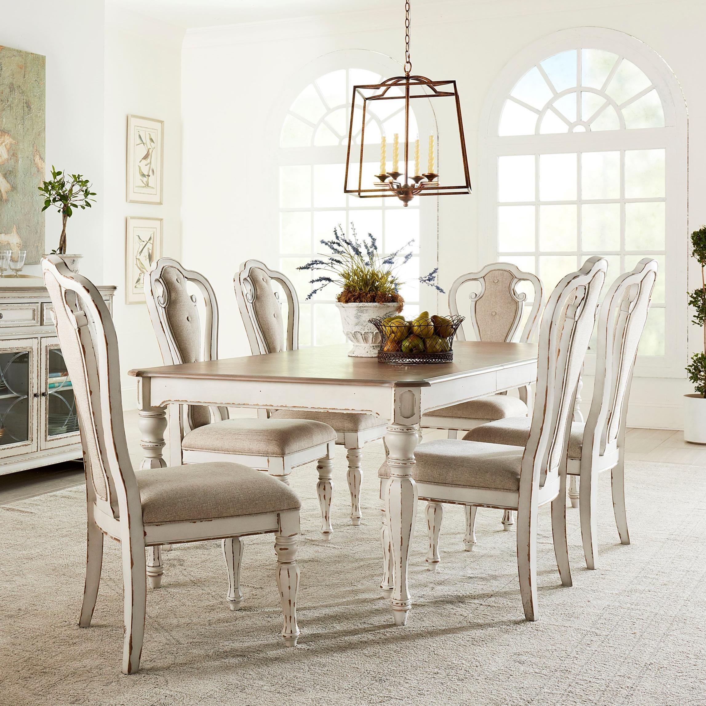 Standard Furniture Dining Room Sets: Standard Furniture Stevenson Manor Dining Room Set With