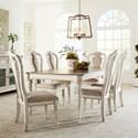 Standard Furniture Stevenson Manor 7 Pc Dining Group - Item Number: 11701+6x11704