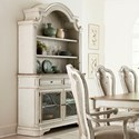Standard Furniture Stevenson Manor Buffet and Hutch - Item Number: 11702+11703