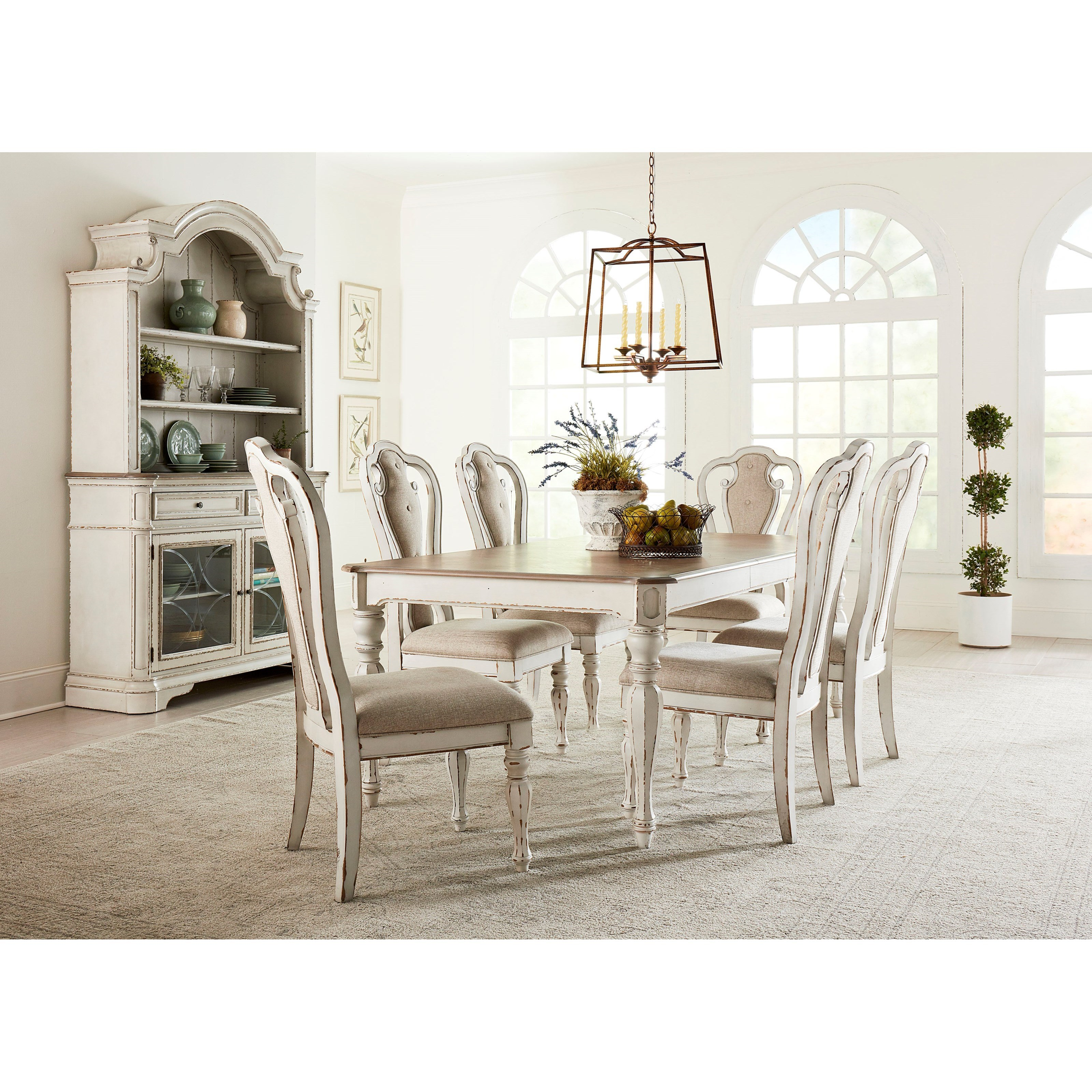 Standard Furniture Stevenson Manor Traditional Buffet With